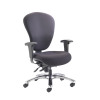Avior Sphere Extra Heavy Duty Task Chair Black KF74319