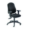 Cappela Intro Posture Chair Charcoal KF74826