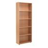 Jemini 18 Oak 2004mm Open Bookcase KF79020