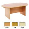 Arista Beech 2400mm Boardroom Table KF838283