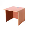 Jemini Intro Bavarian Beech 800mm Reception Desk KF838349