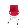 Jemini Soho Swivel Red Chair KF838761