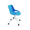 Jemini Soho Swivel Blue Chair KF838763