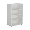 First 1200mm Bookcase White KF839216
