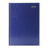 Desk Diary A4 Day Per Page 2020 Blue KFA41BU20