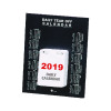 Daily Desk Calendar Tear Off 150x185mm 2019 KFDTO19