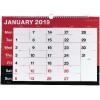 Wirebound A3 Monthly 2019 Calendar KFYC2319