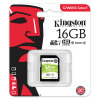 Kingston Canvas Select 16GB SDHC Card SDS/16GB