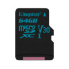 Kingston Canvas Go microSDHC 64GB SDCG2/64GB