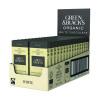 Green & Blacks 35g White Chocolate (Pack of 30) 611637