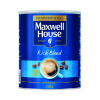 Maxwell House Coffee Granules 750g Tin Rich Blend 64985
