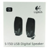 Logitech S-150 Speakers Black 980-000029