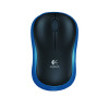 Logitech M185 Blue Wireless Mouse 910-002236
