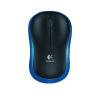 Logitech M185 Blue Wireless Mouse 910-002236