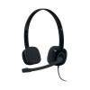 Logitech H151 Stereo Headset 981-000589