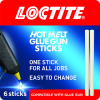 Loctite Hot Melt Glue Stick (Pack of 6) 639713