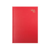 Letts Business Diary A4 Day Per Page 2020 Red 20-T11ZRD