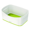 Leitz MyBox Storage Tray White/Green 52571064