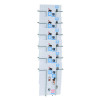 Twinco A4 6 Compartment Literature Holder TW51408