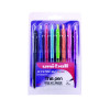 Uni-Ball Jetstream Retractable Rollerball Pen Assorted (Pack of 8) 153528667