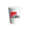 MyCafe 8oz Single Wall Hot Cups (Pack of 50) HVSWPA08V