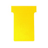 Nobo Yellow A110 Size 4 T-Cards (Pack of 100) 32938926
