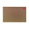 Nobo Classic Light Oak Noticeboard 900x600mm 37639003