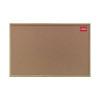 Nobo 1800x1200mm Cork Classic Oak Noticeboard 37639005