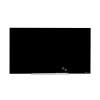 Nobo Widescreen Glass Whiteboard 57 inch Black 1905181
