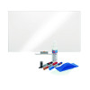 Nobo Widescreen 85 Inch Nano Clean Whiteboard NB810091 FOC Nobo Whiteboard Starter Kit 34438861