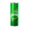 Perrier 250ml Sparkling Water Slim Can (Pack of 35) 12336215