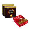 Nescafe Gold Blend Instant Coffee 750g Buy 2 and get a Free Break Pack NL819838
