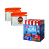 Nescafe Azera 2x500g FOC Mini Breaks Mixed Selection (Pack of 24) NL819843
