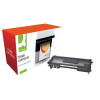 Q-Connect Compatible Solution Brother Black Toner Cartridge TN2005