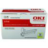 Oki C710 Yellow Image Drum 43913805