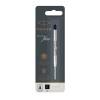 Parker Quink Ballpoint Pen Refill Medium Blue Blister (Pack of 12) S0909580
