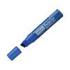 Pentel Marker Chisel Tip Blue (Pack of 6) N50XL-C