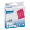 Photo Album Company Photo Corners White (Pack of 250) PC250