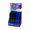 Pilot Frixion Erasable Rollerball Pen 24-Piece Display Assorted Black And Blue 224502400