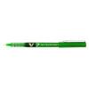 Pilot V7 Hi-Tecpoint Liquid Ink Pen Fine Green (Pack of 12) 101101204