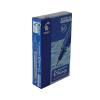 Pilot V5 Hi-Tecpoint Ultra 0.3mm Line Blue Rollerball Pen (Pack of 12) BXV503