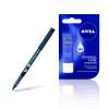 Pilot V5 Hi-Tecpoint Black Pen 0.3mm (Pack of 12) FOC Lip Balm PI811326