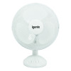 Igenix 12in Desk Fan White DF1210