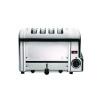 Dualit Vario 4 Slice Toaster Stainless Steel DA0040