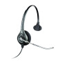 Plantronics HW251 Black Monaural Corded Headset 35407