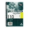 Cambridge Recycled A5 Wirebound Notebook (Pack of 5) 400020509