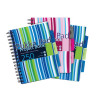 Pukka A5 Project Book Feint Ruled 250 Pages (Pack of 3) PROBA5
