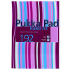 Pukka A4 Jotta Notebook Wirebound Feint Ruled 200 Pages (Pack of 3) JM018