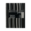 Pukka A4 Jotta Notebook Wirebound Polypropylene Feint Ruled With Margin 200 Pages Black JP018