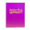 Pukka Halftone A4 Jotta Notebook Assorted 8198-HLT
